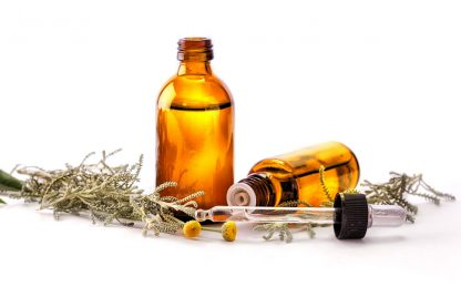 Fusion Of Massage Therapy And Healing Herbs